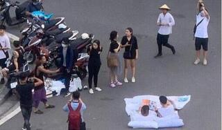 Vụ chụp ảnh cưới concept 'chăn gối' giữa đường phố Hà Nội: Giao thanh tra vào cuộc