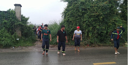 Mẹ ôm con nhảy sông Đồng Nai, bé trai 1 tuổi tử vong