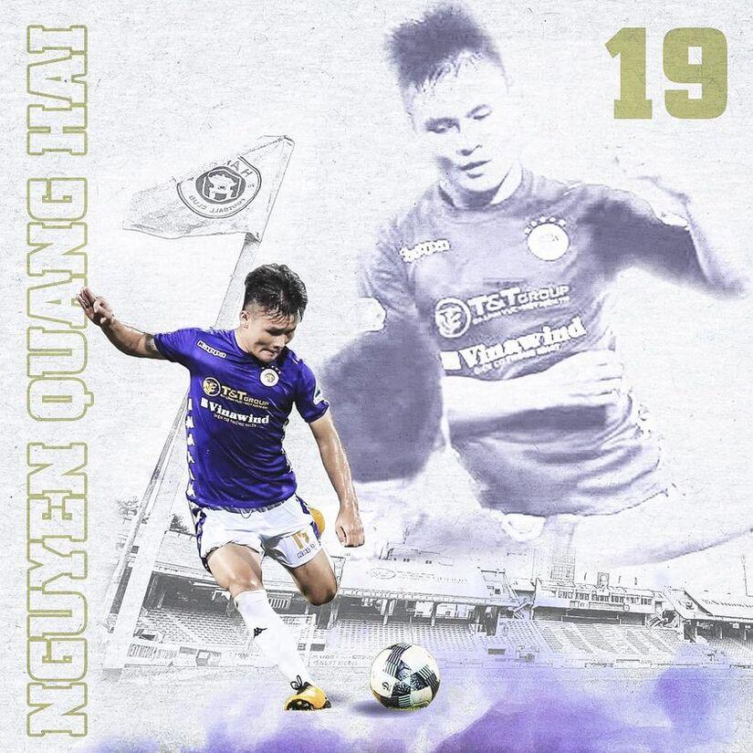 'Sự trở lại của Quang Hải vô cùng quý giá với Hà Nội FC'