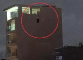 Phát hiện người đàn ông treo cổ tại căn nhà cao tầng