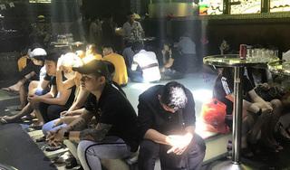 Phát hiện hơn 100 nam nữ sử dụng ma túy trong quán bar ở Tiền Giang