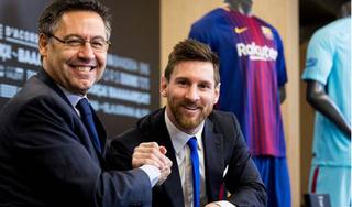 Tin tức thể thao nổi bật ngày 21/9/2020: Chủ tịch Bartomeu không muốn mâu thuẫn với Messi