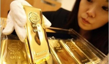 Dự báo giá vàng ngày 2/10: Vàng đang biến động tăng giảm thất thường