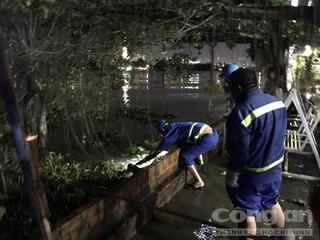 Đi câu cá, 2 thanh niên rụng rời thấy thi thể nổi trên sông