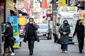 Hàn Quốc tiếp tục giãn cách xã hội thêm một tuần