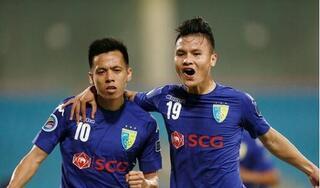 'Hà Nội FC may mắn khi có những cầu thủ đẳng cấp như Quang Hải, Văn Quyết'
