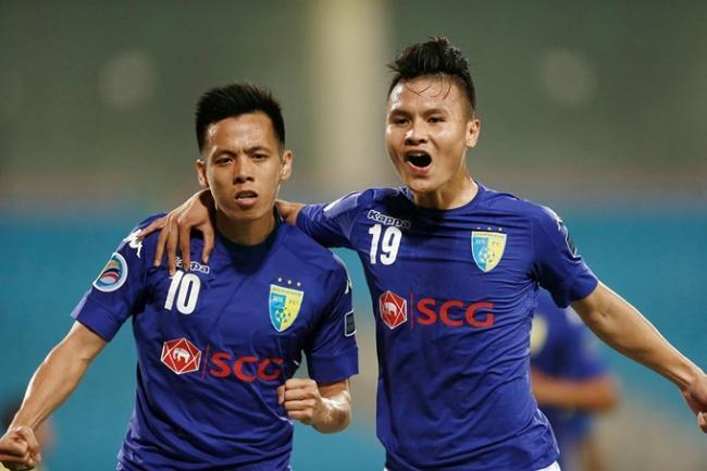 Hà Nội FC may mắn khi có những cầu thủ đẳng cấp như Quang Hải
