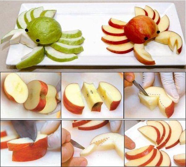 mâm ngũ quả - cua táo