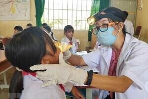Việt Nam ghi nhận 198 ca mắc bạch hầu, 4 trường hợp tử vong
