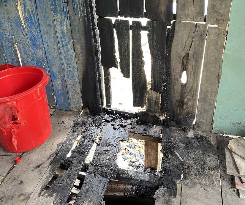Điều tra nghi án phóng hỏa đốt nhà, đầu độc bằng thuốc trừ sâu