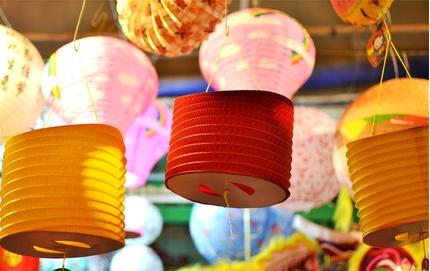 Hướng dẫn cách làm 5 loại đèn lồng Trung Thu đơn giản, độc đáo cho bé vui têt