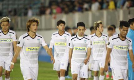 Vòng 12 V.League: HAGL và DNH Nam Định gặp khó