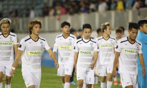 Lịch thi đấu vòng 12 V.League: HAGL và Nam Định gặp khó