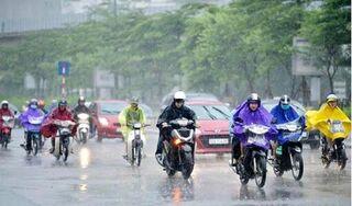 Dự báo thời tiết ngày mai 22/9): Bắc Bộ đêm mưa rào và dông rải rác