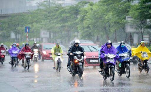 Dự báo thời tiết đêm nay và ngày mai (21-22/9): Bắc Bộ đêm mưa rào