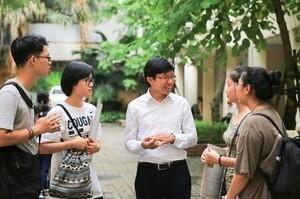 Giao phó hiệu trưởng tạm thời phụ trách Đại học Khoa học Xã hội và Nhân văn