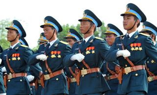 Hồ sơ nhập học các trường khối quân đội năm 2020