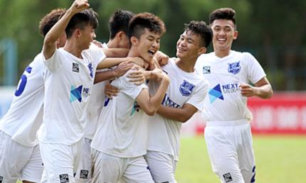 U17 HAGL chính thức vào bán kết giải vô địch quốc gia 2020