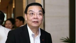 Hà Nội triệu tập họp bất thường bầu ông Chu Ngọc Anh làm Chủ tịch UBND thành phố