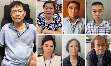 8 người tại Công ty Unimex Hà Nội và Trung tâm Artex Hà Nội bị khởi tố