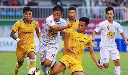 Sân Vinh mở cửa tự do cho người hâm mộ theo dõi trận SLNA gặp HAGL