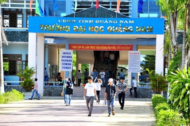 Sắp tới Đại học Đà Nẵng sẽ quản lý Đại học Quảng Nam