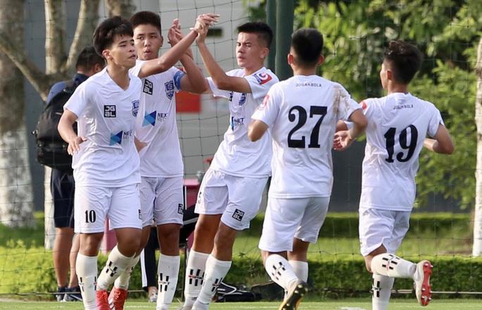 U17 HAGL không ngại đối thủ nào ở bán kết U17 quốc gia