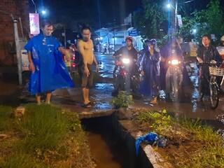 Tìm thấy thi thể người phụ nữ bị rơi xuống kênh thoát nước ở Đồng Nai