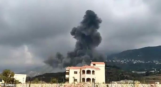 Tin tức thế giới 23/9: Lebanon lại rung chuyển vì một vụ nổ từ kho vũ khí