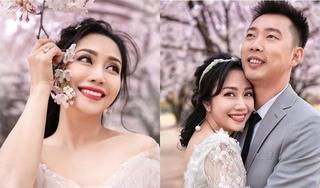 Ốc Thanh Vân nhắn gửi đến chồng nhân kỷ niệm 12 năm ngày cưới