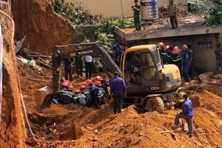 Khởi tố 1 bị can vụ sạt lở đất ở Phú Thọ làm 4 người tử vong