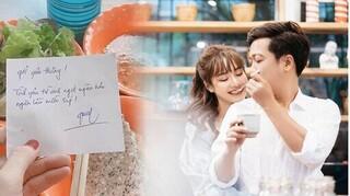 Trường Giang nhắn gửi Nhã Phương: 'Tình yêu từ anh ngọt ngào hơn ngàn lần nước súp'