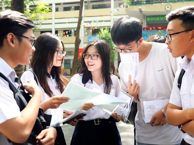 Điểm chuẩn Đại Học Quốc Tế – Đại Học Quốc Gia TPHCM 2020 nhanh và chính xác nhất