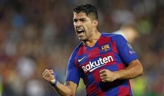 Luis Suarez gia nhập  Atletico Madrid với giá siêu rẻ