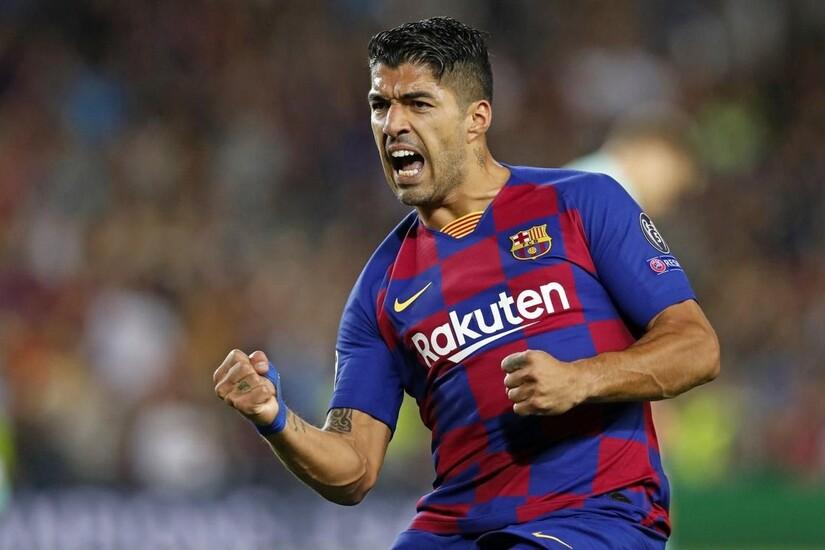Luis Suarez gia nhập 'kình địch' của Barca Atletico Madrid