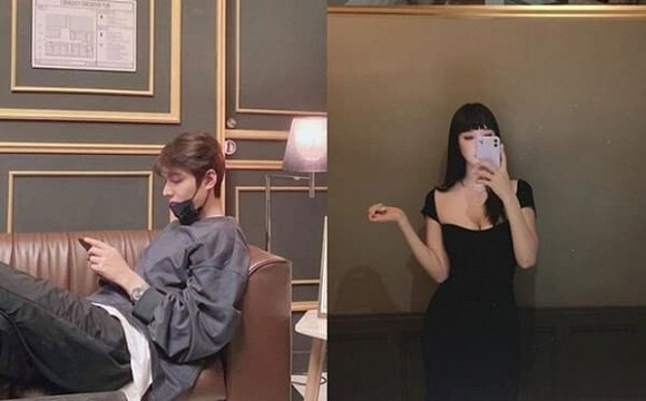 Lee Min Ho hẹn hò Hoa hậu Hàn quốc Jung Sora?