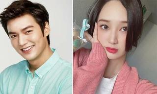 Netizen 'soi' bằng chứng Lee Min Ho hẹn hò Hoa hậu Hàn quốc Jung Sora