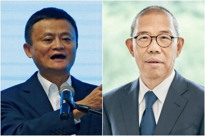 Người vượt qua Jack Ma trở thành tỉ phú giàu nhất Trung Quốc là ai?