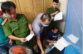 Đánh sập đường dây đánh bạc hơn 3.000 tỷ đồng ở Đà Nẵng