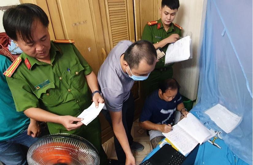 Hàng trăm công an triệt phá đường dây đánh bạc 3.000 tỷ ở Đà Nẵng