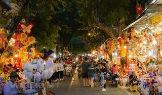 Tin tức trong ngày 24/9: Hà Nội cấm nhiều tuyến phố để phục vụ lễ hội Trung thu phố cổ