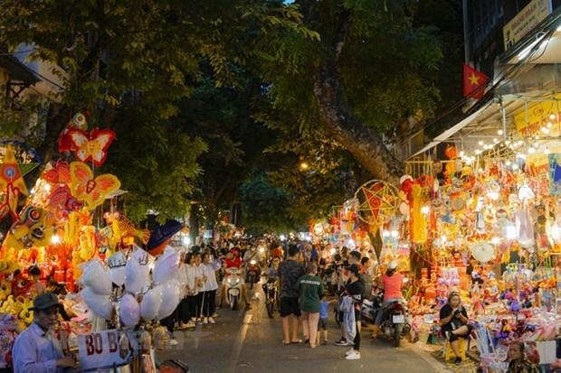 Tin tức trong ngày 24/9: Hà Nội cấm nhiều tuyến phố để phục vụ lễ hội Trung thu phố cổ. 1