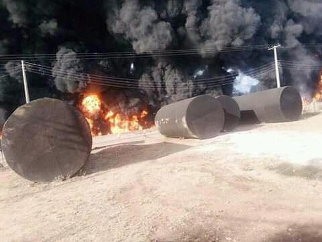 Nigeria: Nổ xe bồn chở xăng khiến ít nhất 23 người thiệt mạng