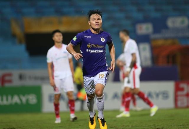 Các yếu tố để Quang Hải tỏa sáng ở Hà Nội FC