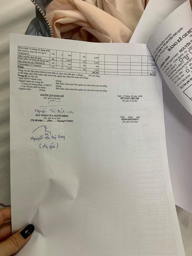 Thái Trinh nhập viện vì ngộ độc, bức xúc tố resort 5 sao thiếu trách nhiệm với khách hàng