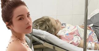 Thái Trinh nhập viện vì ngộ độc, bức xúc tố resort 5 sao thiếu trách nhiệm