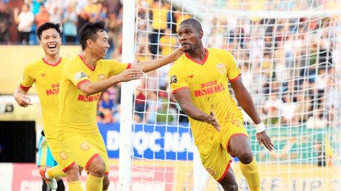 DNH Nam Định đã có kế sách cho trận gặp TP.HCM