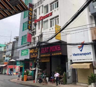Cháy khách sạn ở Sài Gòn, 2 người thương vong