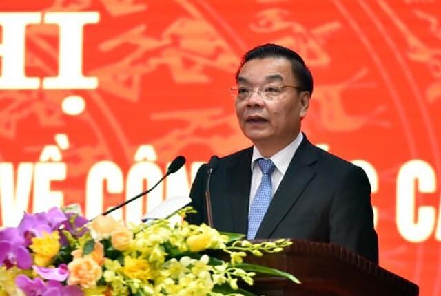 Ông Chu Ngọc Anh làm Chủ tịch UBND Hà Nội, ông Nguyễn Đức Chung bị bãi nhiệm