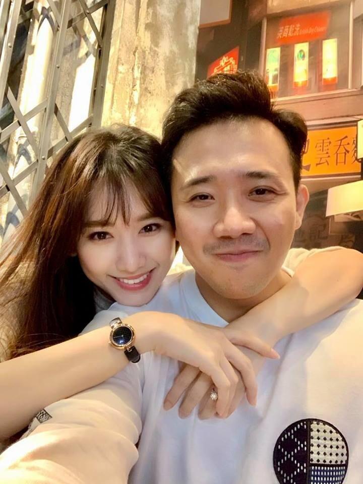 Hari Won đăng status, dân tình réo tên Trấn Thành để dịch xem vợ nói gì